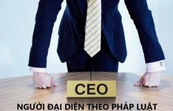 Thay đổi người đại diện theo pháp luật công ty TNHH một thành viên