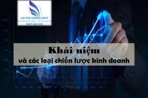 Khái niệm và các loại chiến lược kinh doanh