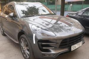 Vụ Porsche Macan trùng biển số 'chạm mặt' ở Hà Nội: Công bố ảnh tài xế đeo biển giả