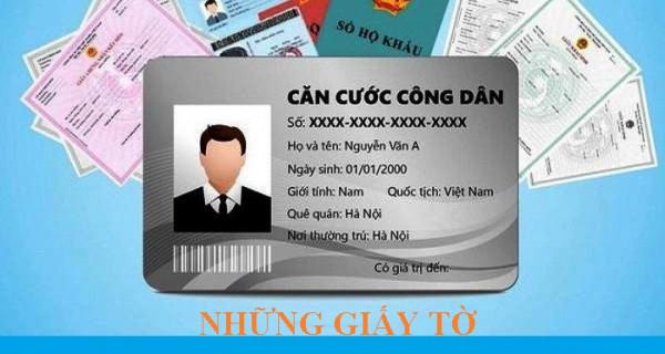 Những giấy tờ cần sửa đổi/cập nhật và hồ sơ, thủ tục khi đổi CMND sang CCCD gắn chíp